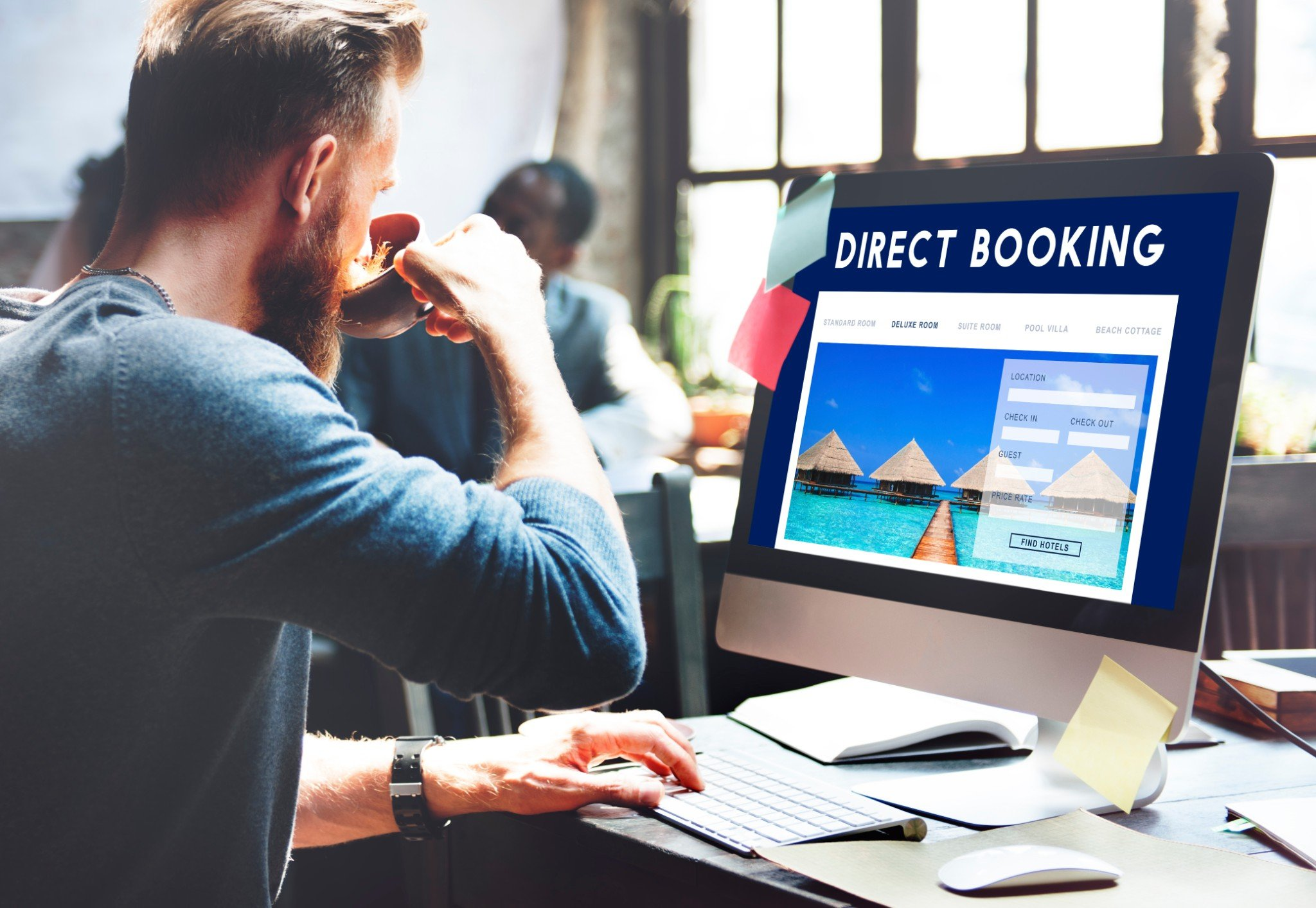5 ways to increase direct bookings — National Hotel Supplies