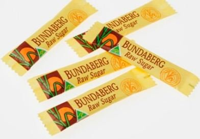 Bundaberg Raw Sugar Sticks (2000 units)