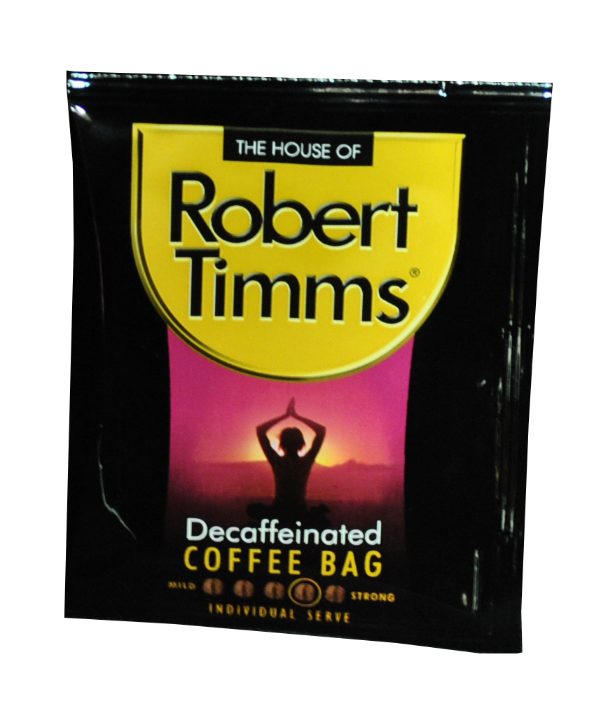 Robert Timms Decaffeinated Coffee (18 portions)