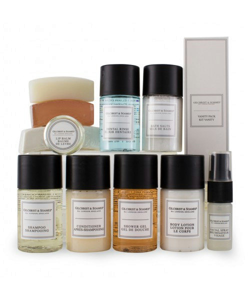 London Collection Vanity Pack (100 units)