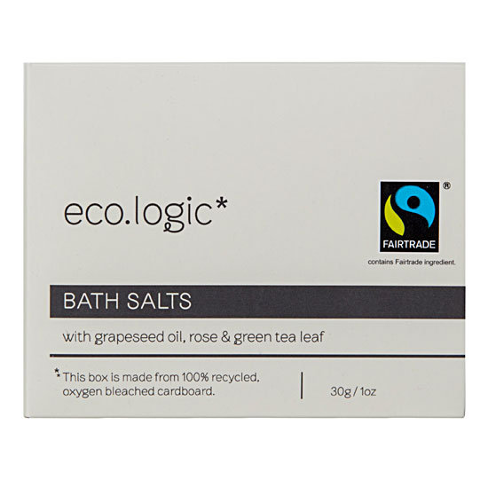 eco.logic Fairtrade Bath Salts