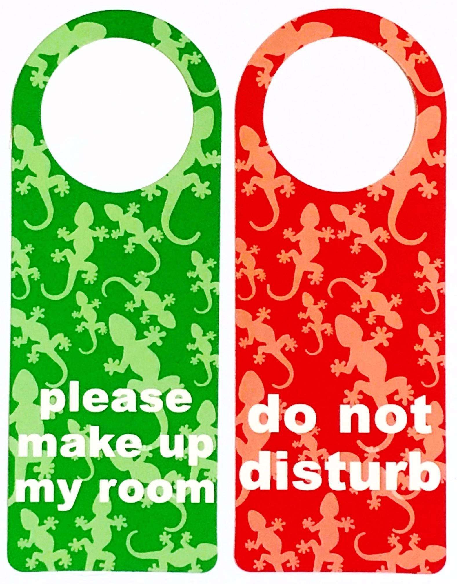 Do Not Disturb/Make Up My Room (10 pack)