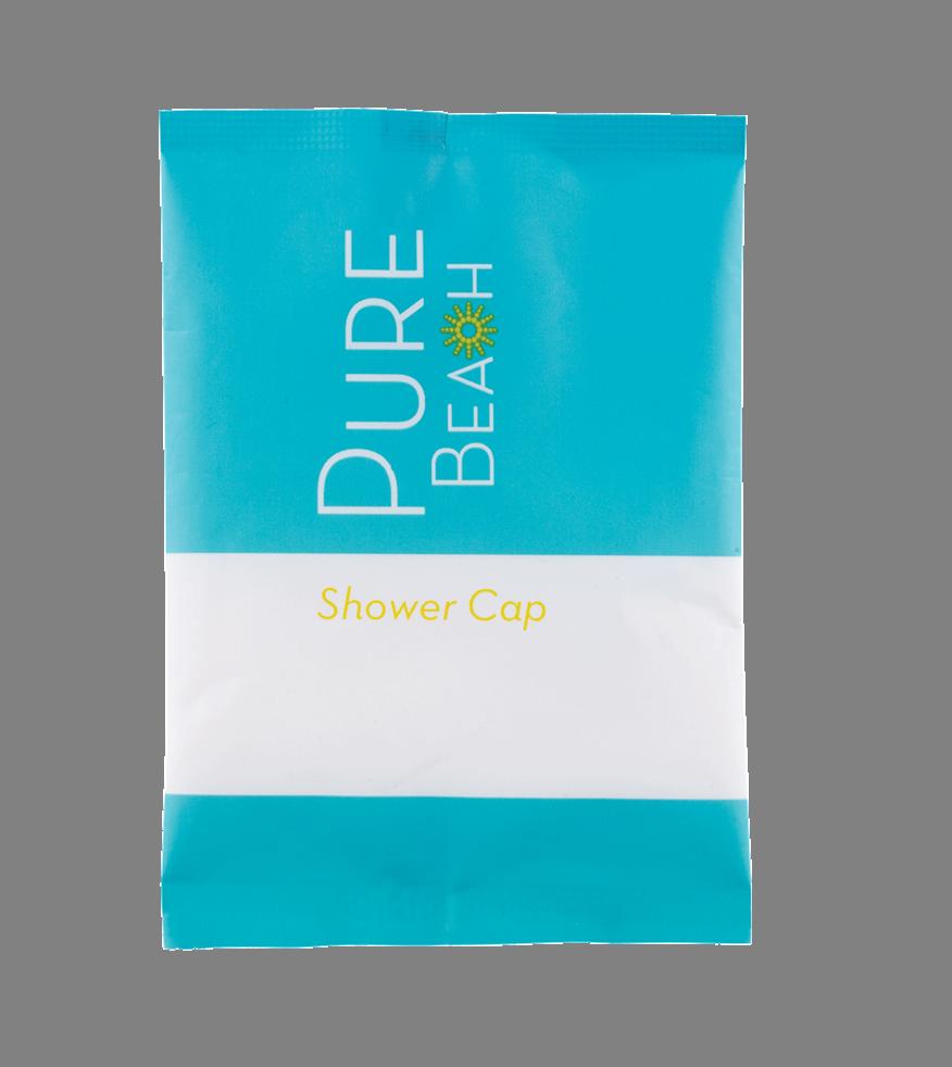 Pure Beach Shower Cap (50 units)