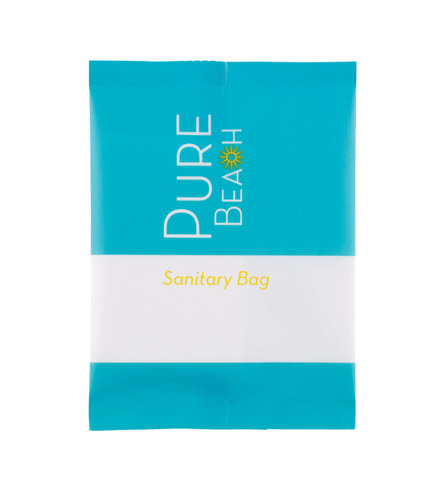 Pure Beach Sanitary Bag