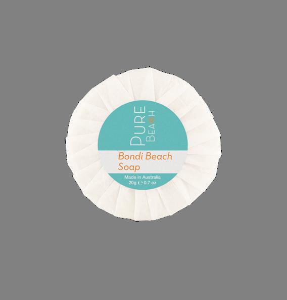 Pure Beach Pleat Wrap Soap 20g (400 units)