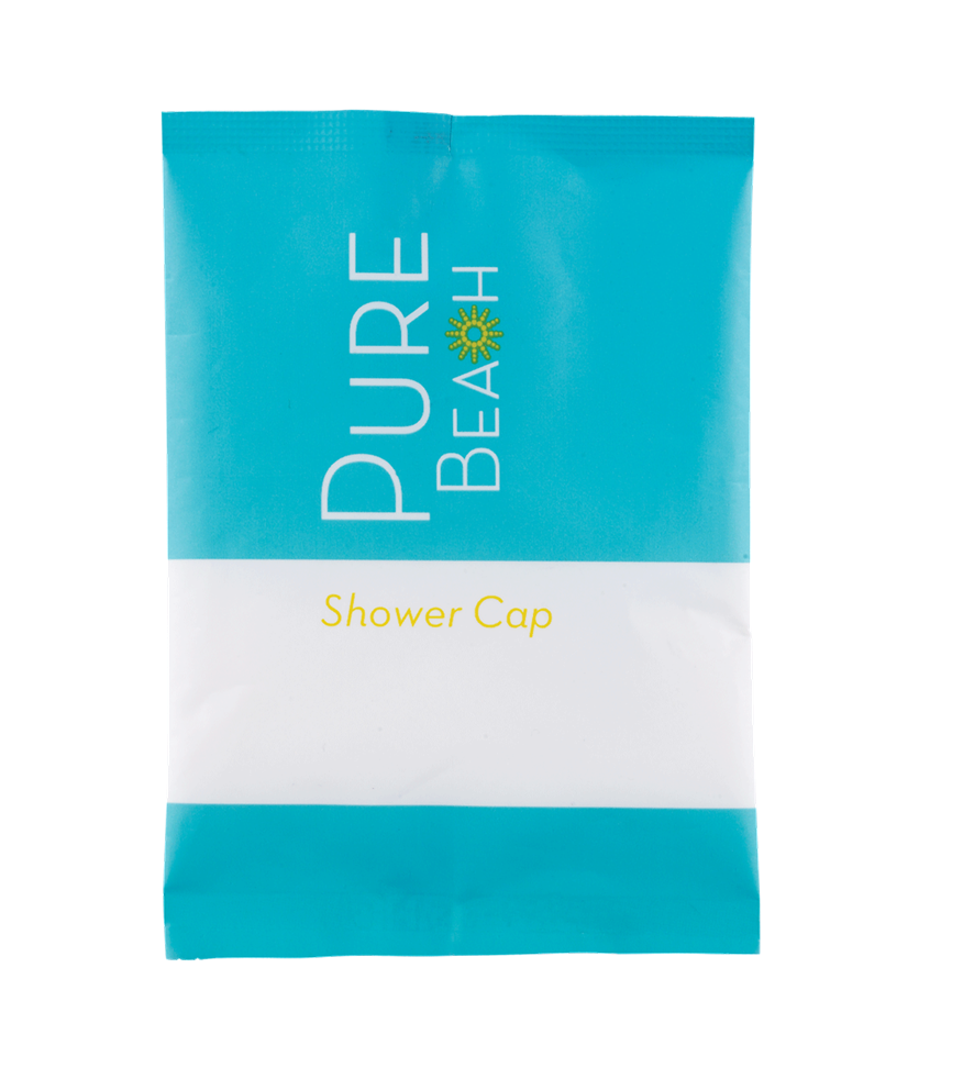 Pure Beach Shower Cap (250 units)