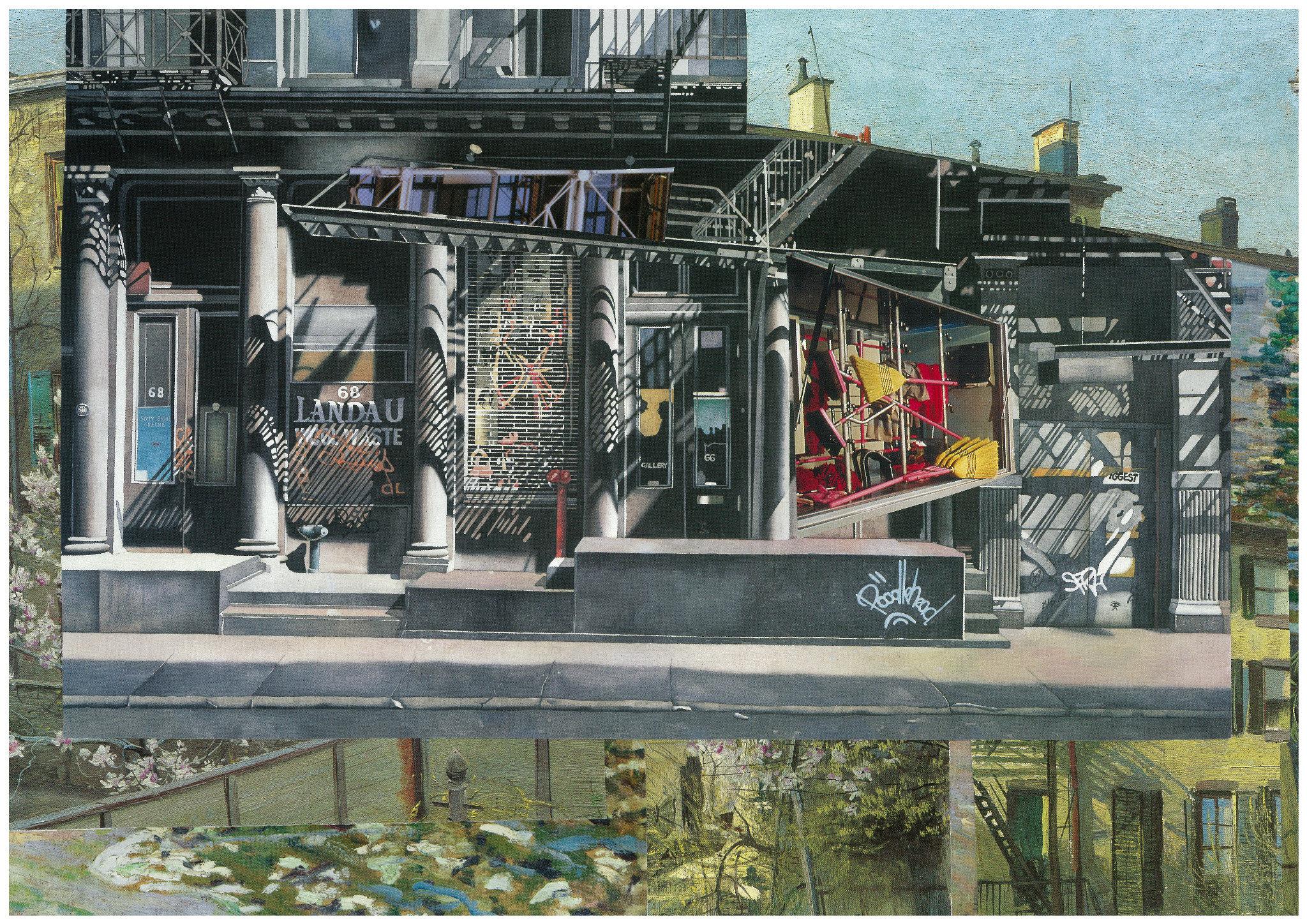 Artwork By GWK - Streets