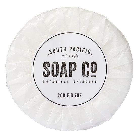 South Pacific Soap Co 20g P/Wrap Soap