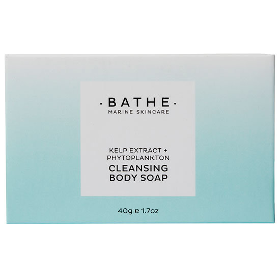 Bathe Marine 40g Body Soap