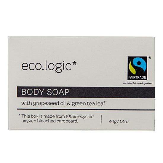 eco.logic Fairtrade Soap 40gm (Bulk)