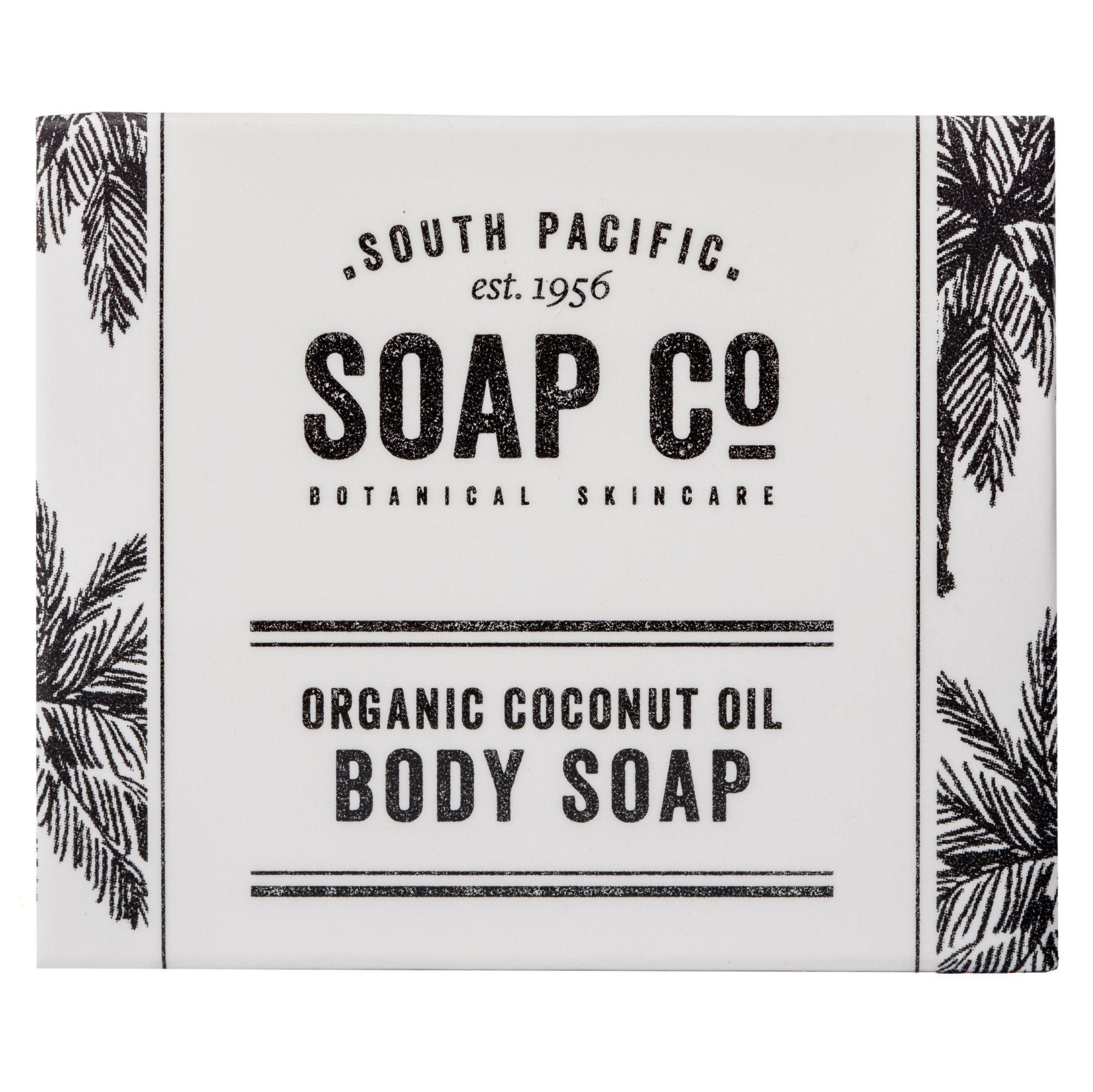 South Pacific Soap Co 40g Soap (Bulk)
