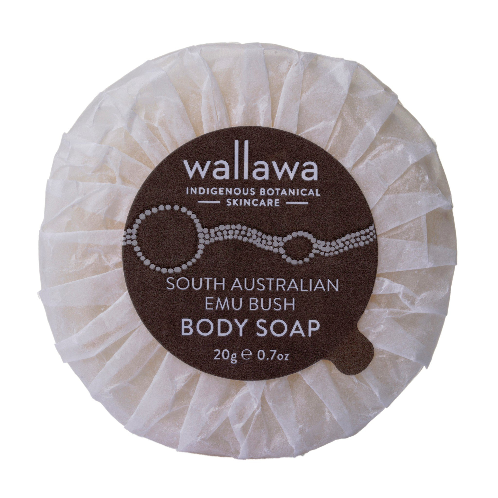 Wallawa 20g Body Soap