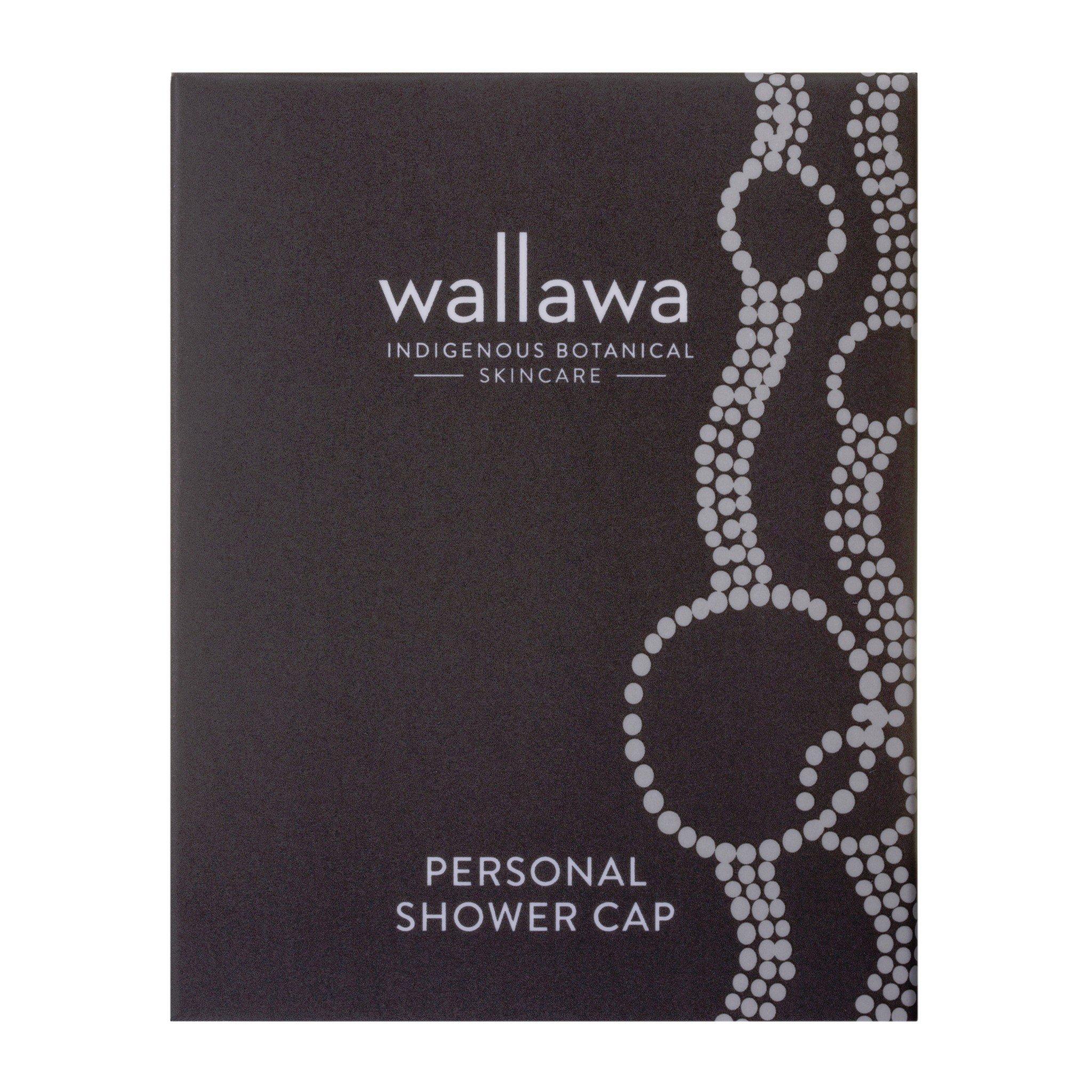 Wallawa Shower Cap