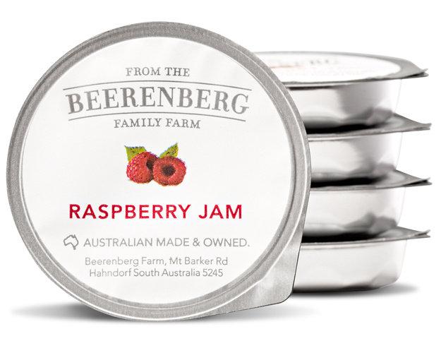 Beerenberg Raspberry Jam 15g