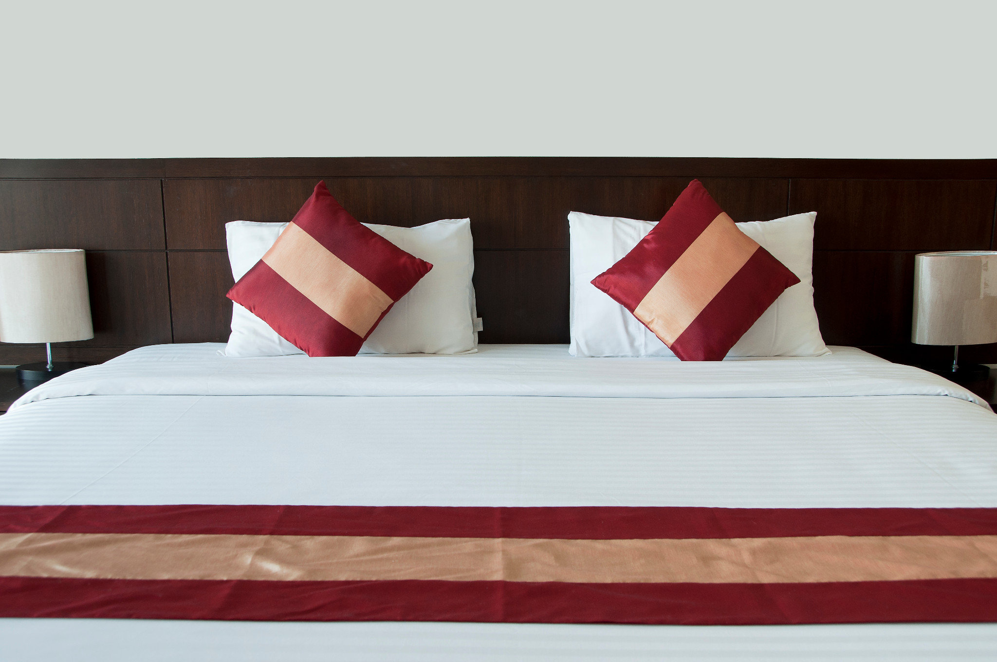 double bed flat sheet national hotel supplies. Black Bedroom Furniture Sets. Home Design Ideas