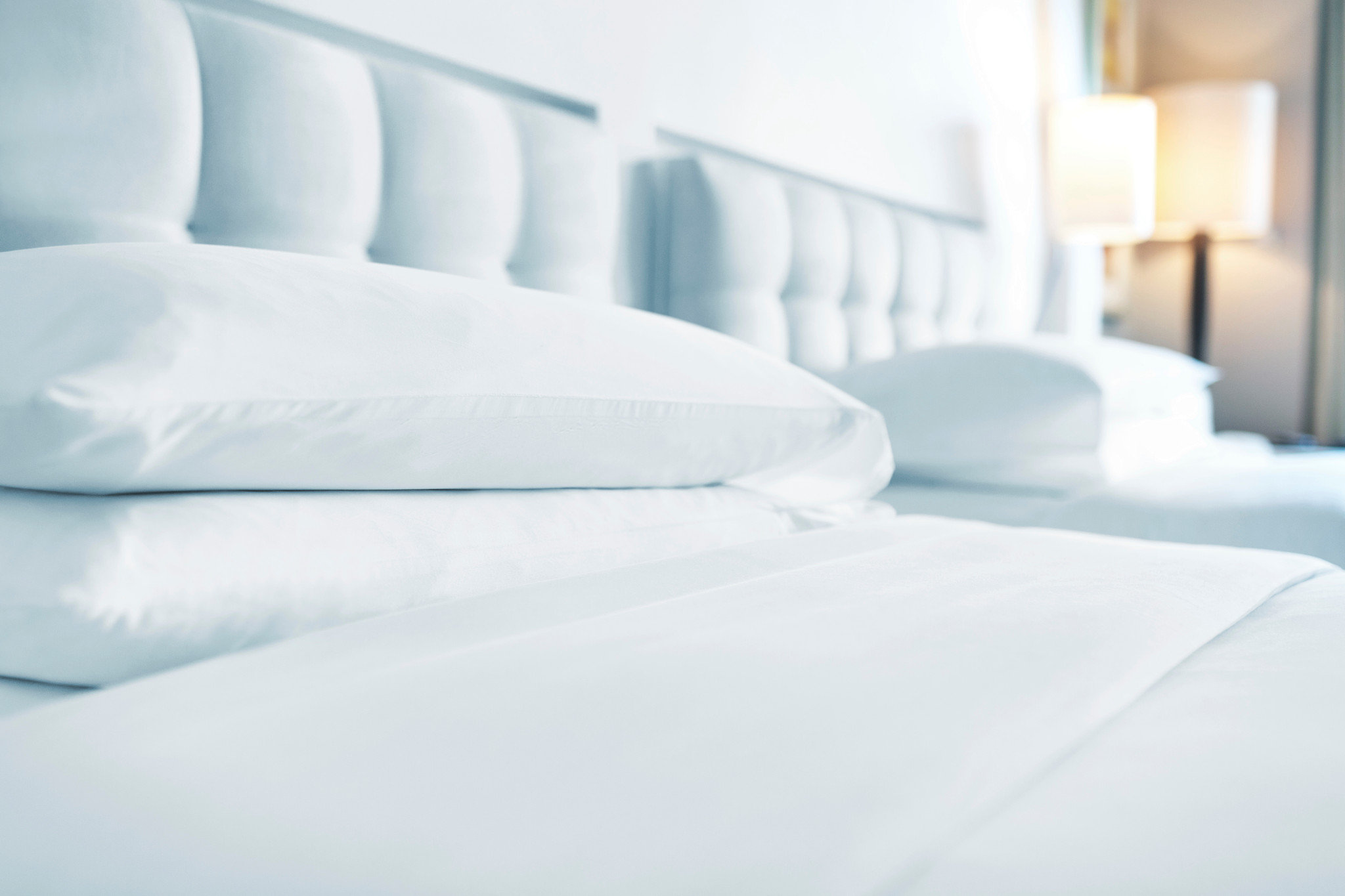 King Single Bed Fitted Sheet National Hotel Supplies