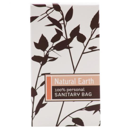 Natural Earth Sanitary Bag