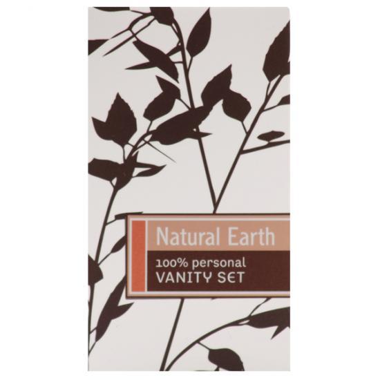 Natural Earth Vanity Kit