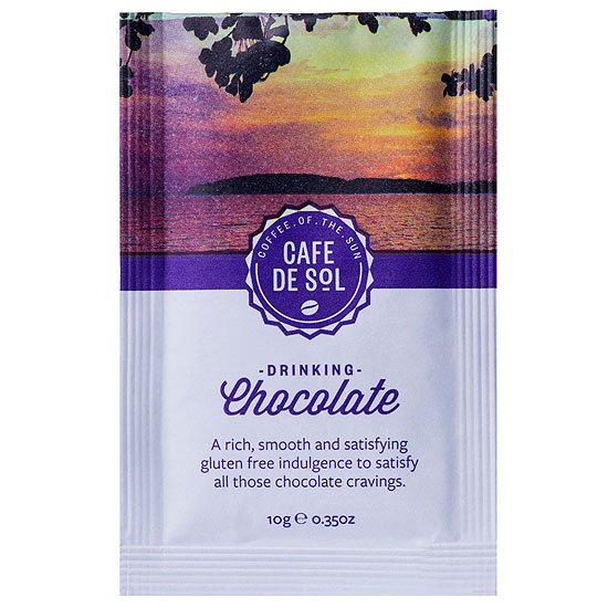 Cafe de Sol Drinking Chocolate