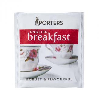 Porters English Breakfast Tea Bags (200 portions)