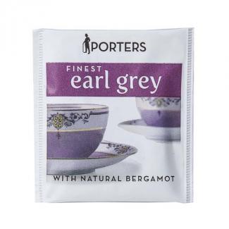 Porters Earl Grey Tea Bags