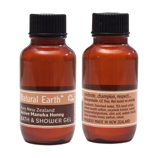 Natural Earth Bath & Shower Gel (324 units)